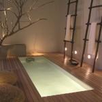 Thiết kế phòng tắm hài hòa thom phong thủy