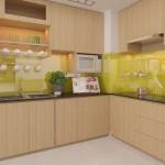 Vị trí đặt tủ nhà bếp đúng phong thủy trong nhà - Ảnh 1